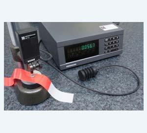 Digital micrometer testing